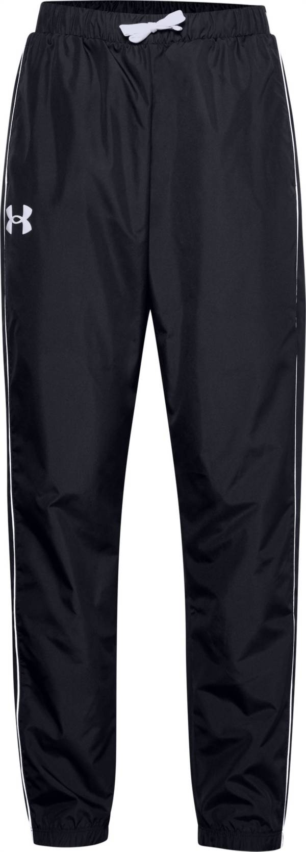 Under Armour Girls' Woven Play Up Pants product image