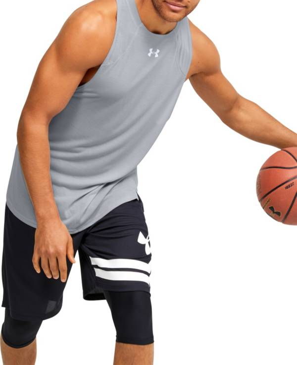 Under Armour Men's Baseline Performance Basketball Tank Top (Regular and Big & Tall) product image