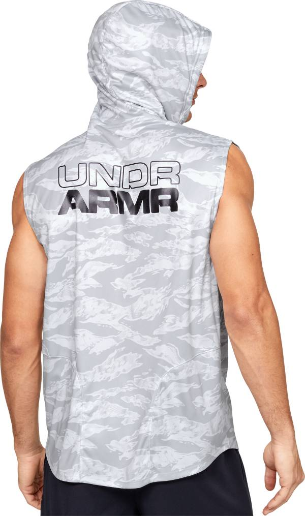Under Armour Men's Baseline Sleeveless Hoodie product image