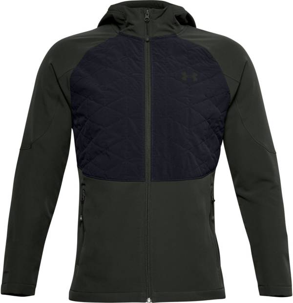 Under Armour Men's Cold Gear Reactor Hybrid Lite Jacket product image