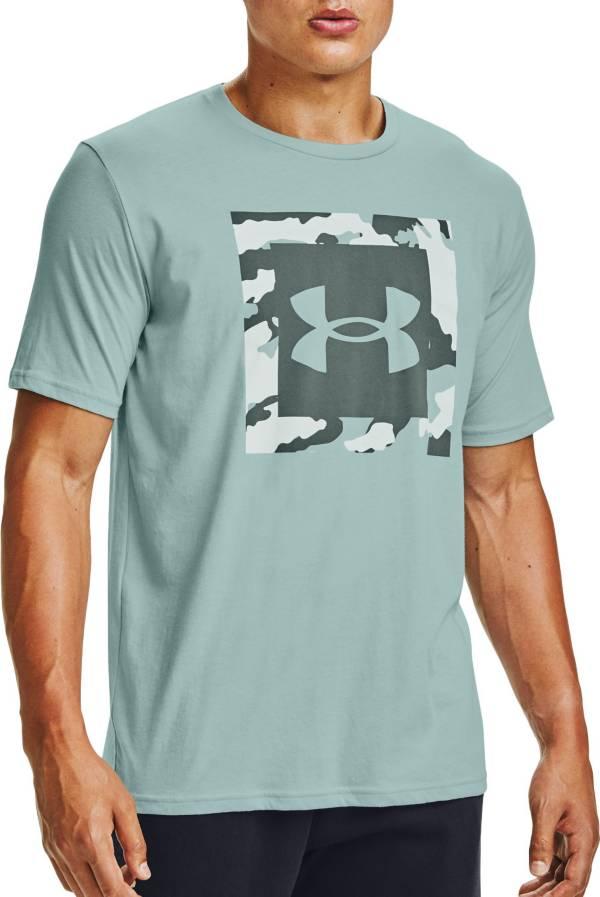 Under Armour Men's Camo Box Logo Short Sleeve T-shirt product image