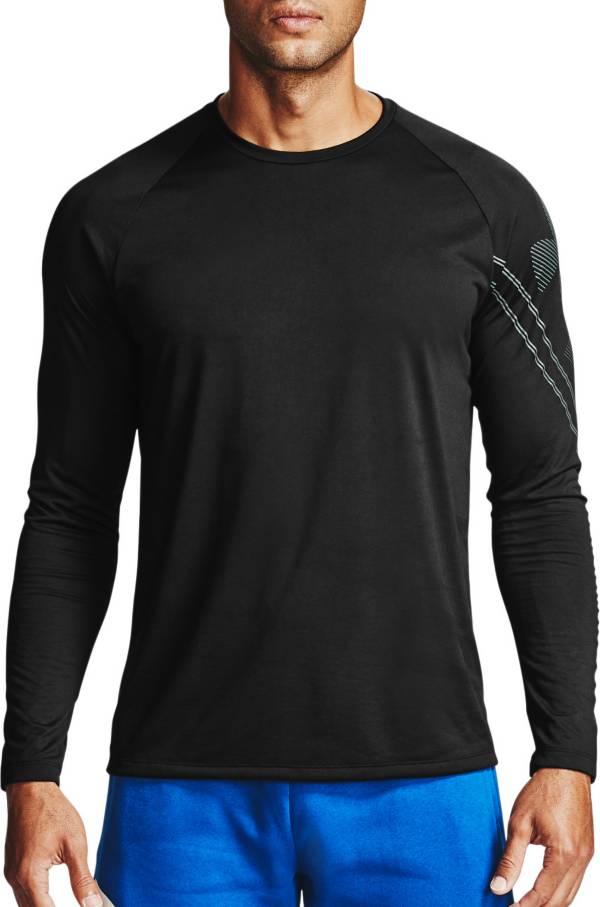 Under Armour Men's Gradient Logo Tech Long Sleeve T-Shirt product image