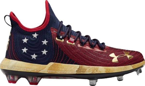 Under Armour Men's Harper 4 Metal LE Baseball Cleats product image