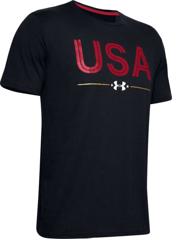 Under Armour Men's Kazoku USA T-Shirt product image