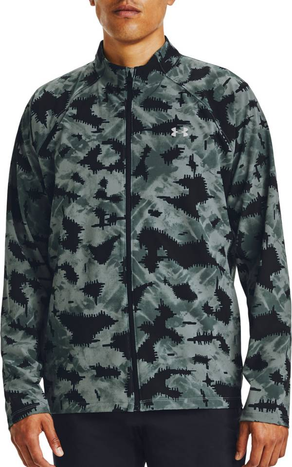 Under Armour Men's Storm Launch 3.0 Printed Jacket product image