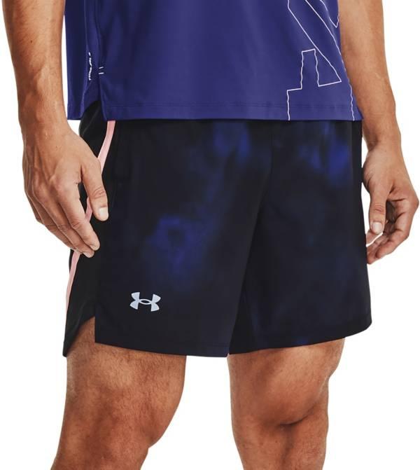 "Under Armour Men's Launch SW Print 7"" Shorts product image"