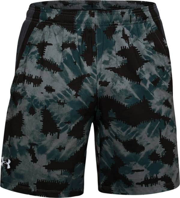 Under Armour Men's Printed 7'' Running Shorts (Regular and Big & Tall) product image