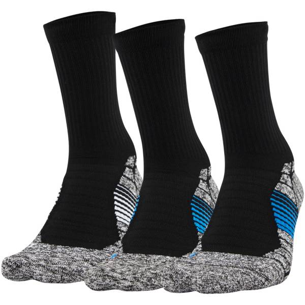 Under Armour Men's Elevated+ Performance Crew Socks – 3 Pack product image