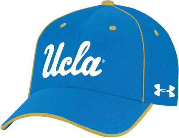 Under Armour Men's UCLA Bruins True Blue Isochill Adjustable Hat product image