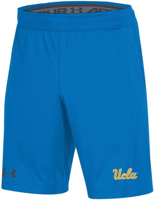 Under Armour Men's UCLA Bruins True Blue Raid Performance Shorts product image