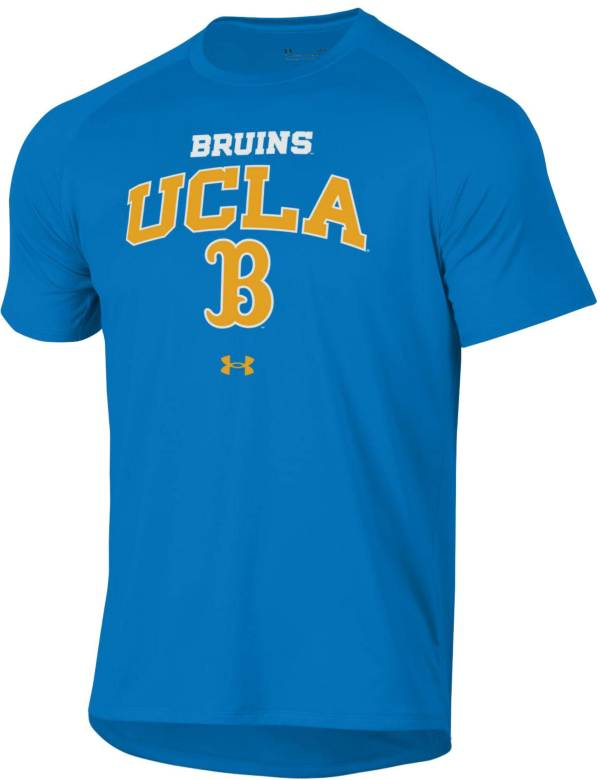 Under Armour Men's UCLA Bruins True Blue Tech Performance T-Shirt product image