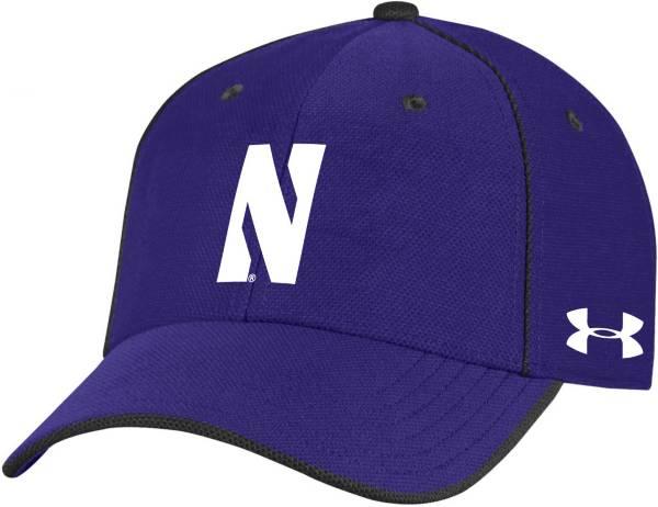 Under Armour Men's Northwestern Wildcats Purple Isochill Adjustable Hat product image