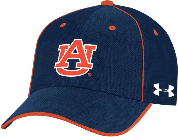 Under Armour Men's Auburn Tigers Blue Isochill Adjustable Hat product image