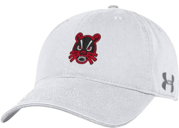 Under Armour Men's Cincinnati Bearcats Spectator Game Adjustable White Hat product image