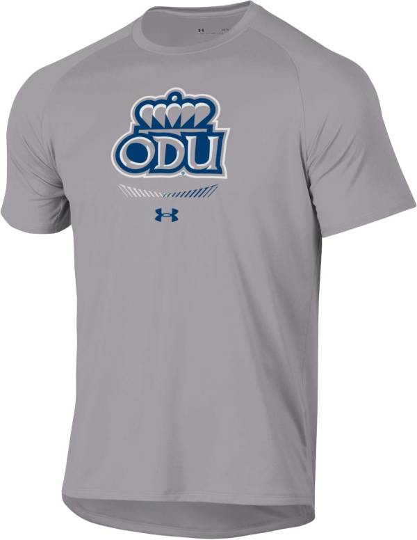 Under Armour Men's Old Dominion Monarchs Grey Tech Performance T-Shirt product image