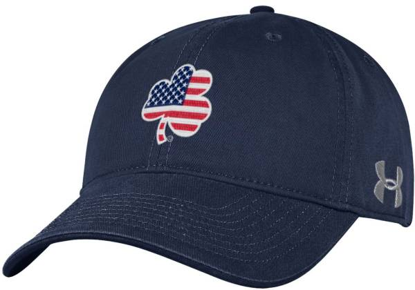 Under Armour Men's Notre Dame Fighting Irish Navy American Adjustable Hat product image