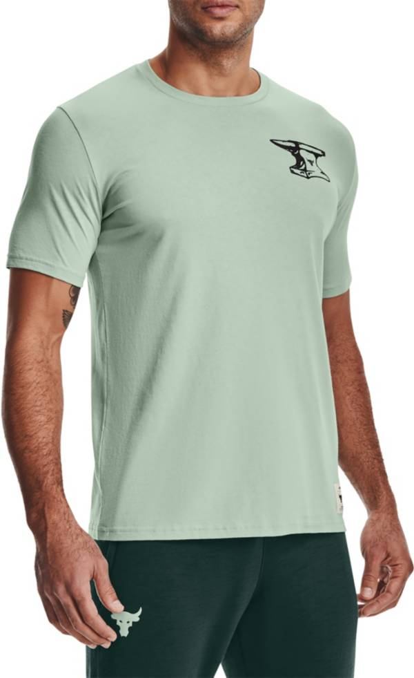 Under Armour Men's Project Rock Wrecking Crew Graphic T-Shirt product image