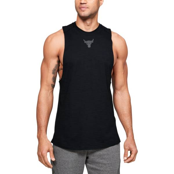 Under Armour Men's Project Rock Charged Cotton Tank Top product image