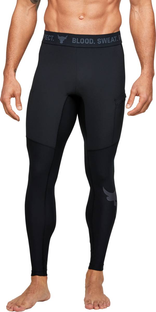 Under Armour Men's Project Rock Compression Leggings product image