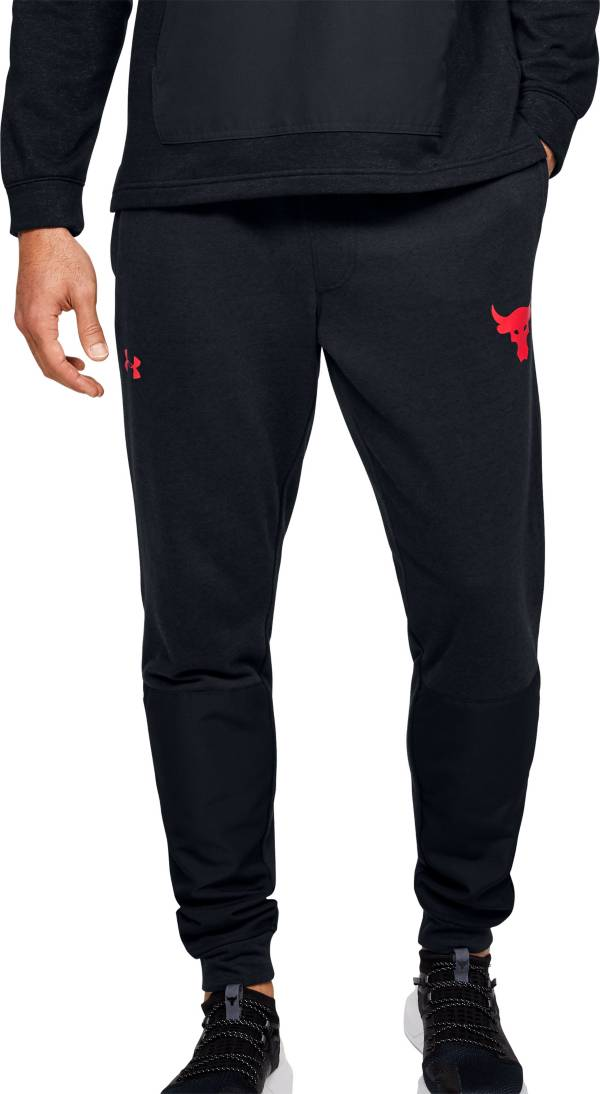 Under Armour Men's Project Rock Terry Fleece Joggers product image