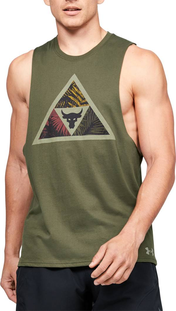 Under Armour Men's Project Rock MANA Graphic Tank Top product image