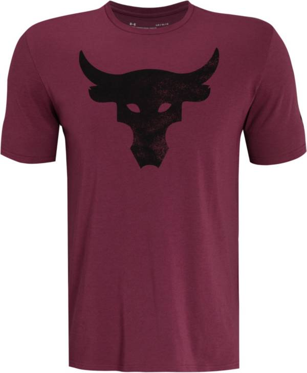 Under Armour Men's Project Rock Brahma Bull Graphic T-Shirt product image