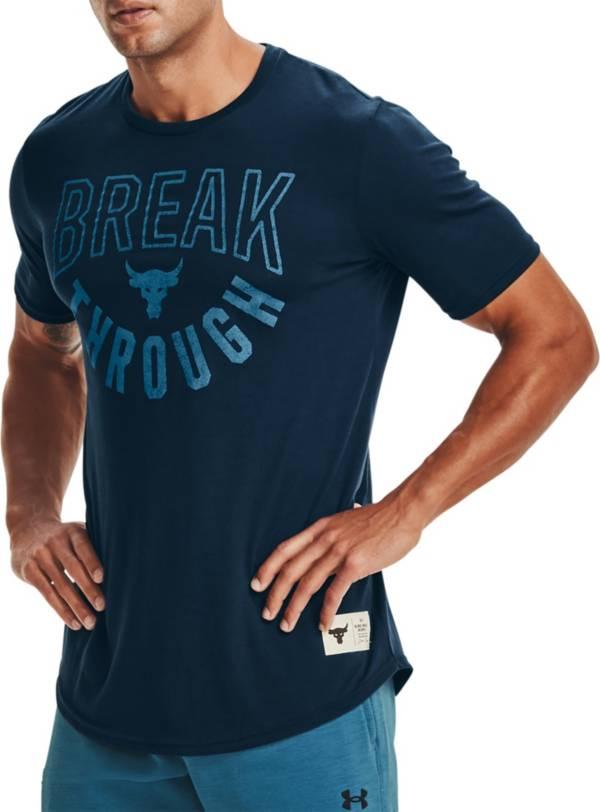 Under Armour Men's Project Rock Break Through Graphic T-Shirt product image