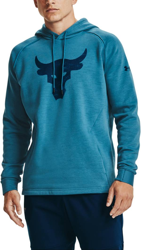 Under Armour Men's Project Rock Charged Cotton Brahma Pullover Hoodie product image