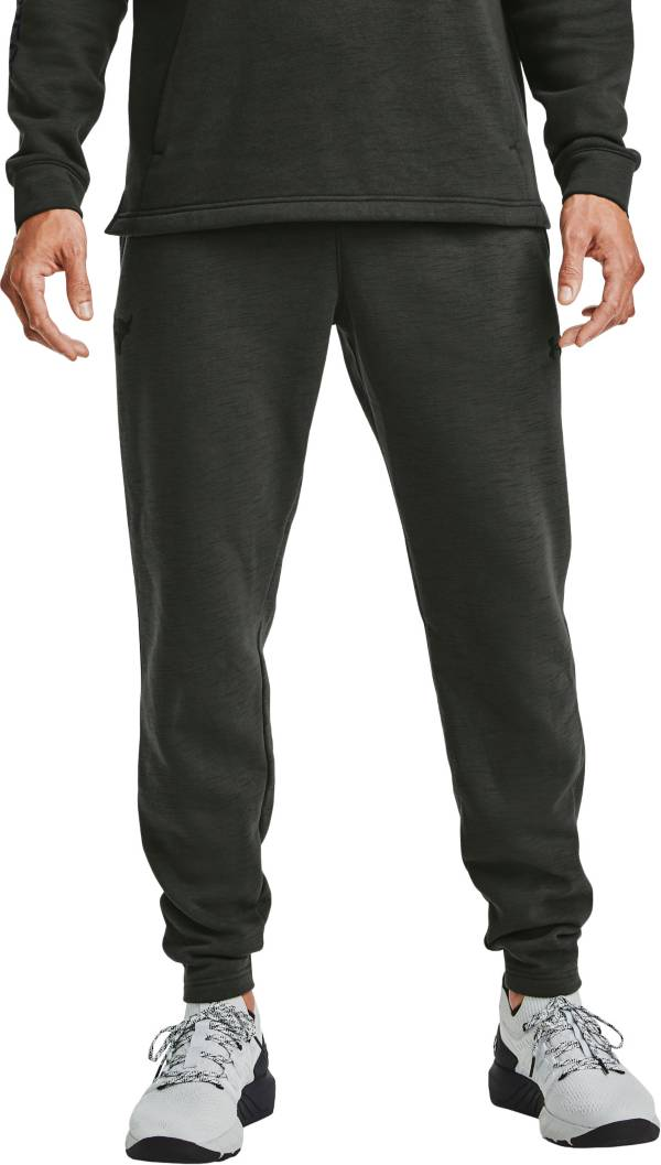 Under Armour Men's Project Rock Charged Cotton Fleece Pants product image