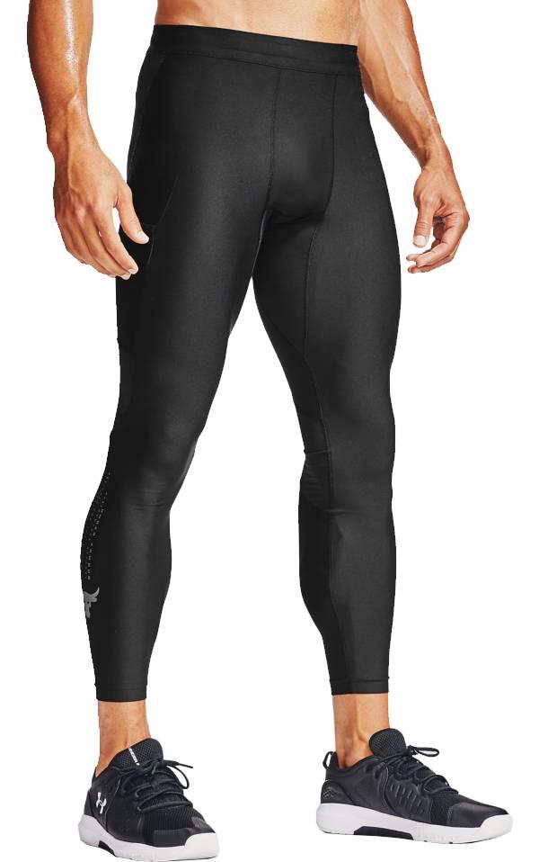 Under Armour Men's Project Rock HeatGear Compression Leggings product image