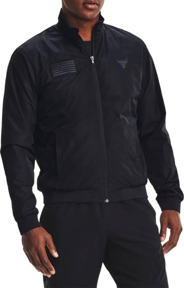 Under Armour Men's Project Rock Veteran's Day Full-Zip Jacket product image