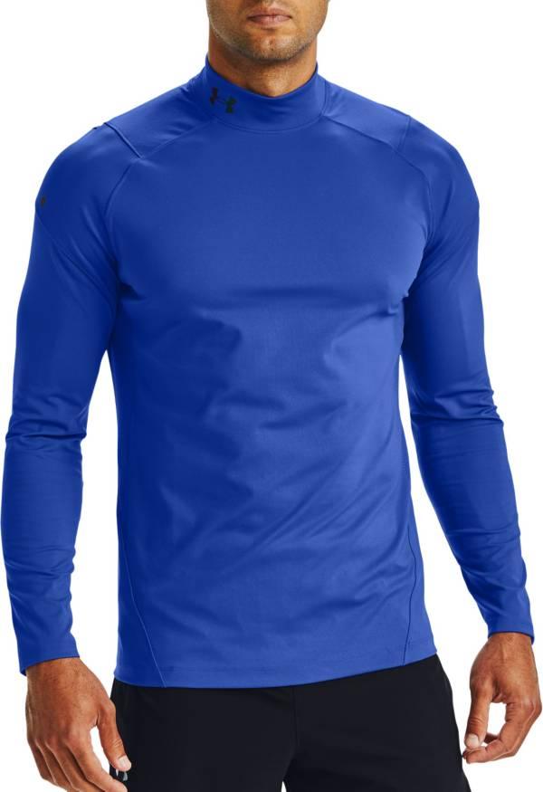 Under Armour Men's ColdGear Rush 2.0 Mock Neck Long Sleeve Shirt product image