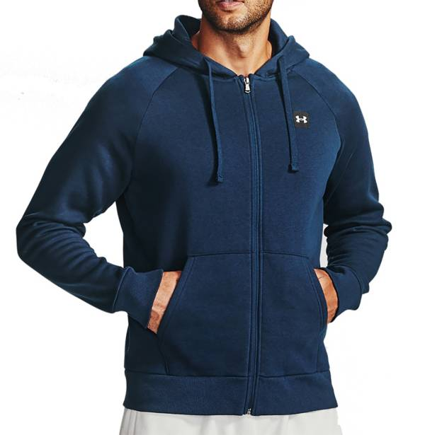 Under Armour Men's Rival Fleece Full-Zip Hoodie product image