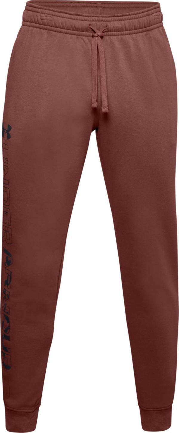 Under Armour Men's Rival Fleece Graphic Joggers product image