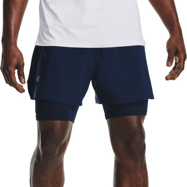 Under Armour Men's Iso-Chill Run 2N1 Shorts product image