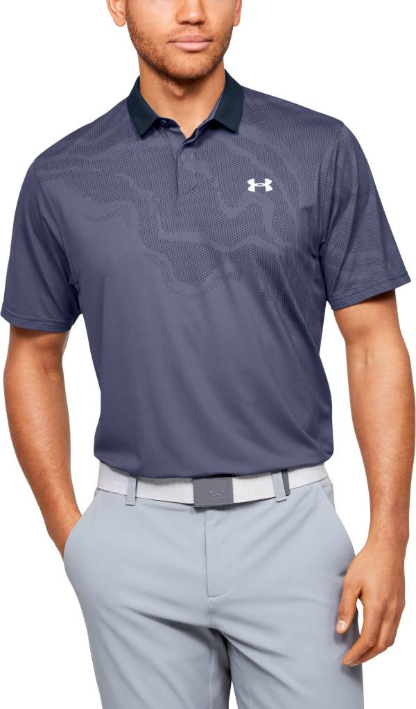 Under Armour Men's Iso-Chill Shadow Golf Polo product image