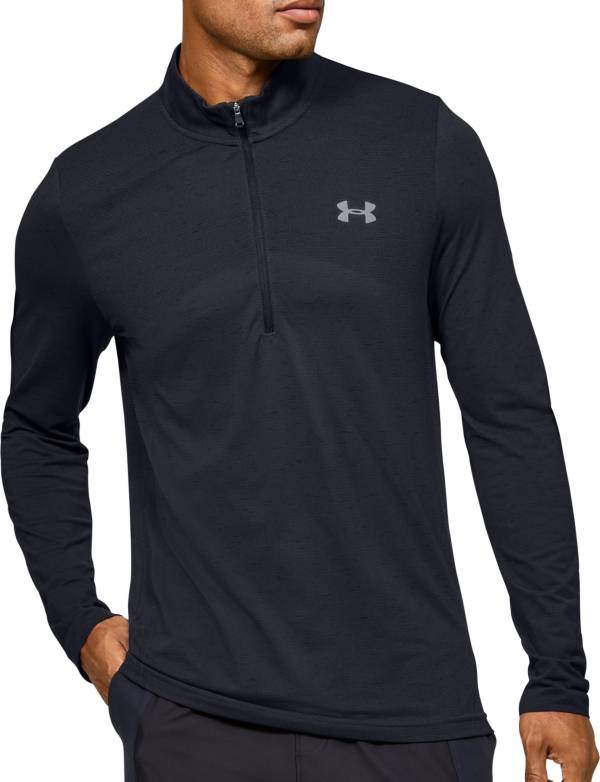 Under Armour Men's Seamless 1/2 Zip Long Sleeve Shirt product image