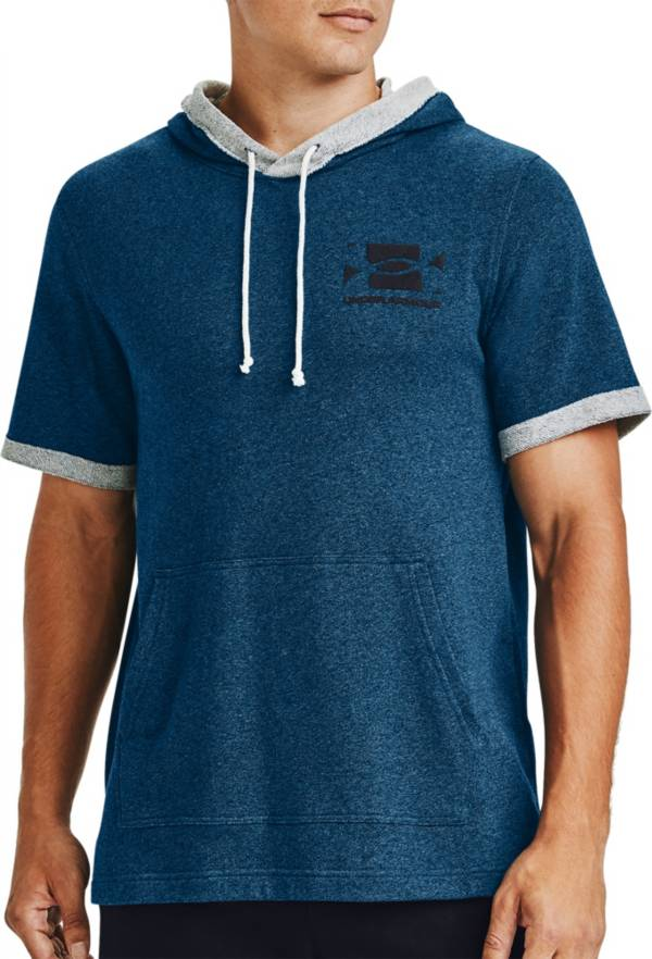 Under Armour Men's Sportstyle Terry Short Sleeve Hoodie product image