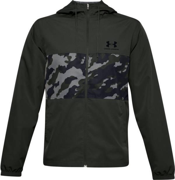 Under Armour Men's Camo Sportstyle Windbreaker Jacket product image