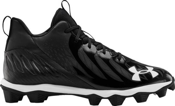 Under Armour Men S Spotlight Franchise Mid Rm Football Cleats Dick S Sporting Goods