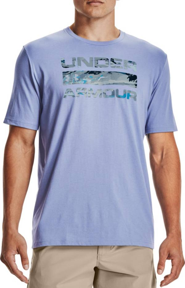 Under Armour Men's Stacked Logo Fill T-Shirt product image