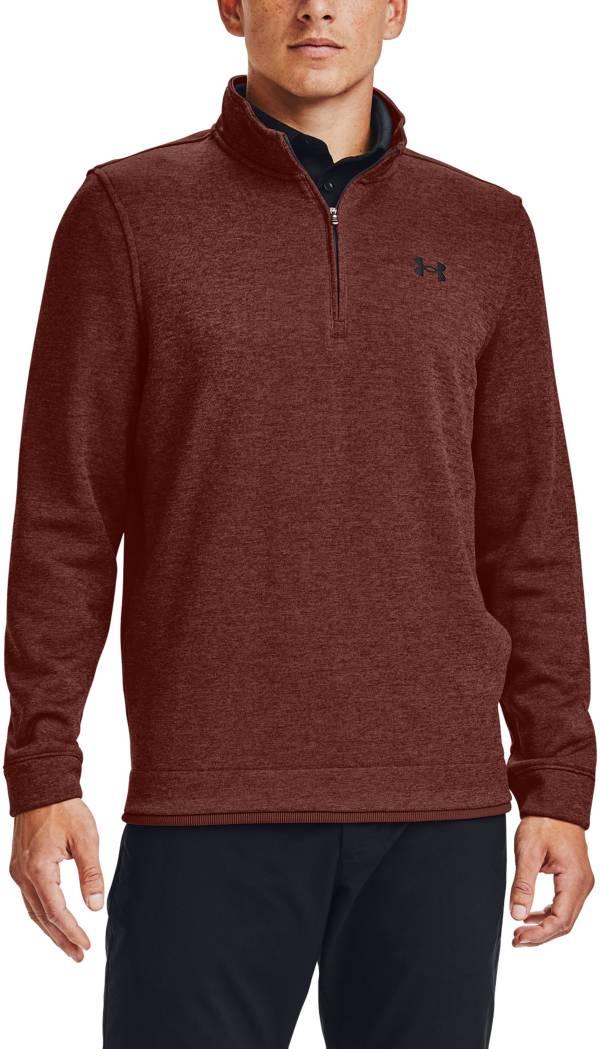 Under Armour Men's Storm SweaterFleece ¼ Zip Golf Pullover product image
