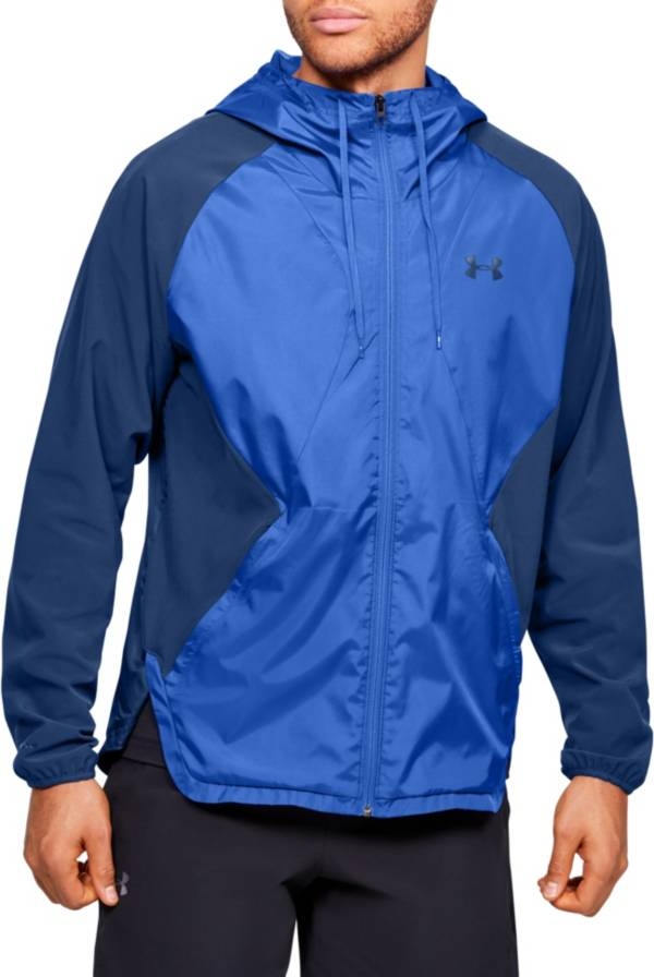 Under Armour Men's Stretch-Woven Hooded Jacket product image