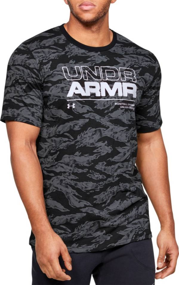 Under Armour Men's Wordmark T-Shirt (Regular and Big & Tall) product image