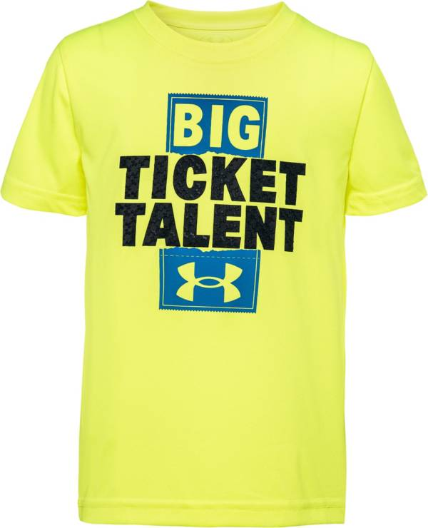 Under Armour Little Boys' Big Ticket Talent T-Shirt product image