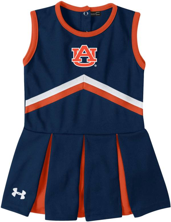 Under Armour Toddler Girls' Auburn Tigers Blue Cheer Dress product image