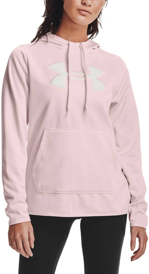 Under Armour Women's Armour Fleece Chenille Shine Pullover Hoodie product image