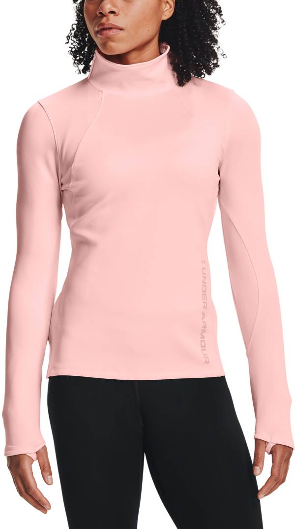 Under Armour Women's ColdGear Armour Form Funnel Long Sleeve Shirt product image