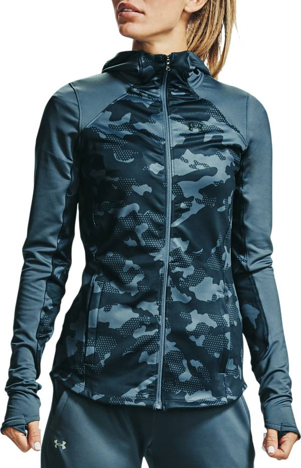 Under Armour Women's ColdGear Armour Full-Zip Hoodie product image