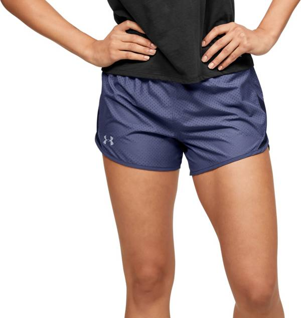 Under Armour Women's Fly-By 2.0 Cire Perforated Running Shorts product image